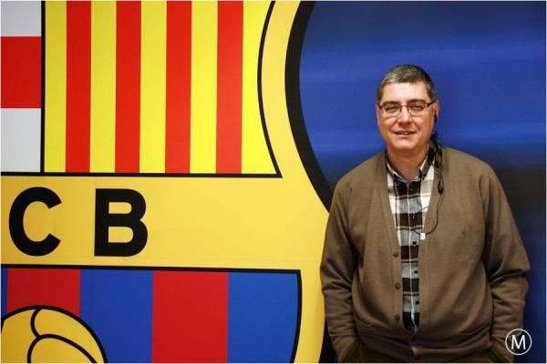 Miquel Àngel Violan es autor del libro 'El método Guardiola