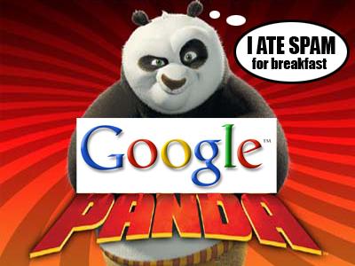 Actualización Panda de Google